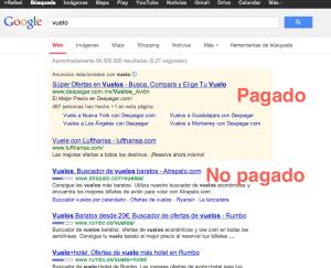 PAgado VS. No pagado Sem Guadalajara